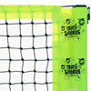 Harrod UK Wheelaway Steel Mini Tennis Posts