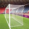 Harrod UK 3G Socketed Stadium Football Posts 24ft x 8ft