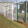 Harrod UK 3G Fence Folding Football Posts 21ft x 7ft