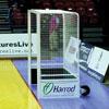Harrod UK Aluminium Heavy Duty Indoor Hockey Goal Posts