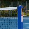 Harrod UK Socketed Steel Mini Tennis Posts