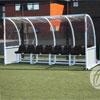 Harrod UK Premier Curved Floor Fixed Team Shelter