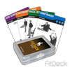 FitDeck Office Booster Cards
