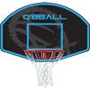 Q4 Vertical Backboard and Goal Combo