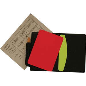 Ziland Referee Cards