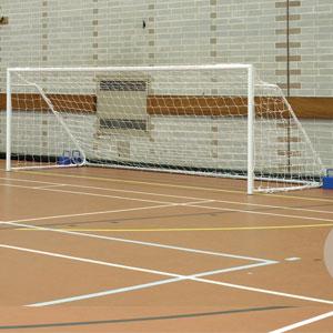 Harrod UK Folding Steel Football Posts 5 v 5