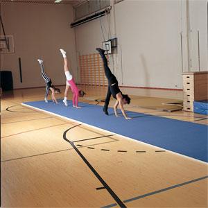 Beemat Floor Area | Runway Gymnastics Mat 12m x 2m