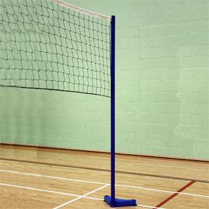 Harrod UK VB4 Floor Fixed Club Volleyball Posts
