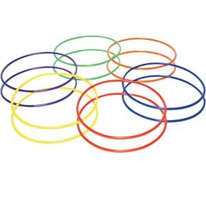 PLAYM8 Hula Hoop 12 Pack 76cm