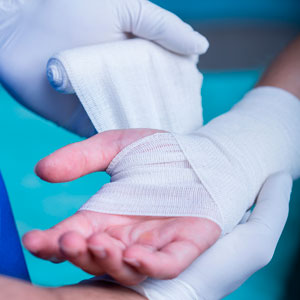 Qualicare Sterile Wound Dressings