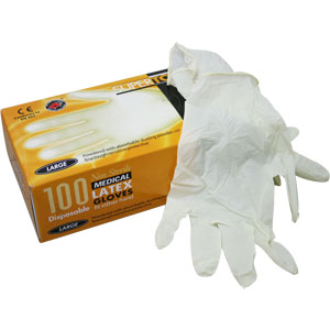 Supertouch Latex Gloves