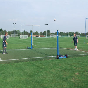Harrod UK Premier Soccer Head Tennis Posts