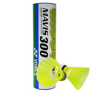 Yonex Mavis 300 Shuttlecocks 6 pack