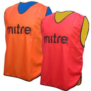 Mitre Soccer Pro Reversible Bib