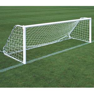 Harrod UK Folding Aluminium Football Posts 5 v 5