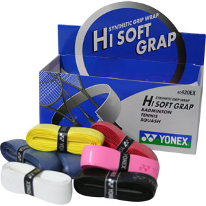 Yonex High Soft Racket Grips 24 Pack