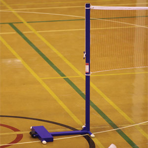 Harrod UK Wheelaway Club Training Badminton Posts