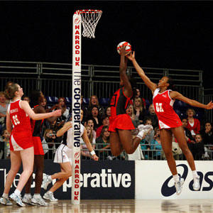 Harrod UK Competition Netball Post Protectors