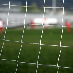 Harrod UK 3G Football Portagoal Nets 10ft x 7ft
