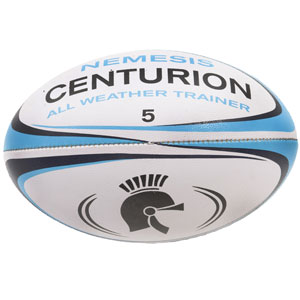 Centurion Nemesis All Weather Trainer Rugby Ball