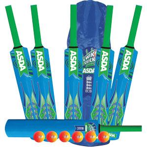 Gray Nicolls Kwik Cricket Coaching Kit
