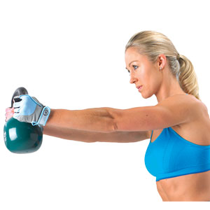 Fitness Mad X Training Ladies Gloves