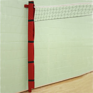 Harrod UK Wall Mounted Practice Volleyball Posts