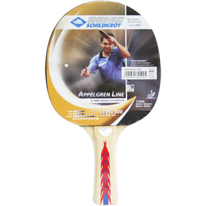 Schildkrot Appelgren 300 Table Tennis Bat