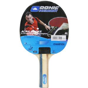 Schildkrot Alan Cooke Champion Table Tennis Bat