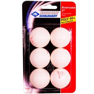 Schildkrot Avantgarde 3 Star Table Tennis Balls