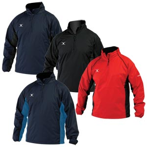 Gilbert Storm Rugby Jacket