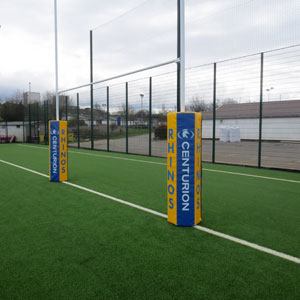Centurion Hexagonal Rugby Post Protectors