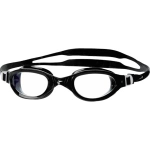 Speedo Futura Plus Swimming Goggles Black/Clear