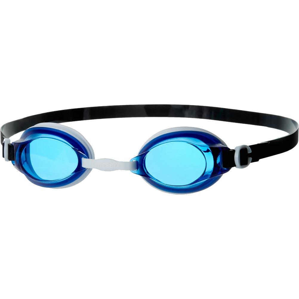 Speedo Jet Swimming Goggles New Surf/White