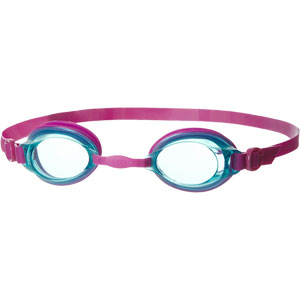 Speedo Junior Jet Swimming Goggles Purple/Blue