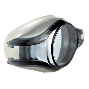 Speedo Pulse Optical Lens Silver/Smoke