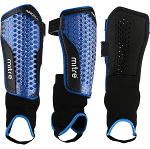 Mitre Aircell Power Shin Guards