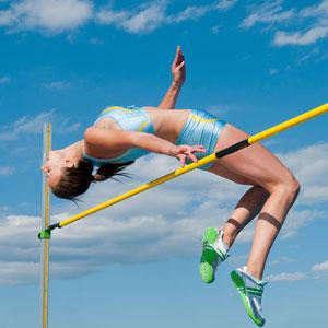 Apollo Competition Fibreglass High Jump Lath