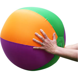 First Play Large Balloon Ball 50cm