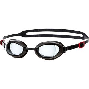 Speedo Aquapure Optical Swimming Goggles Grey Oxide/Smoke
