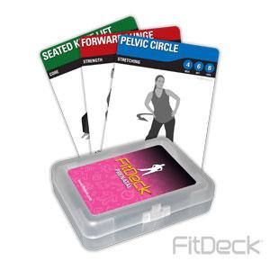 FitDeck Prenatal Cards