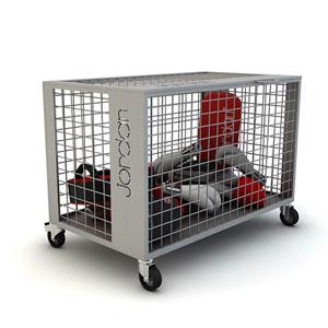 Jordan Storage Cage
