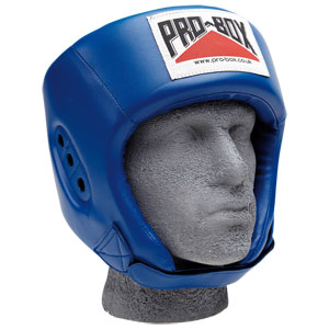 Pro Box Base Spar Headguard