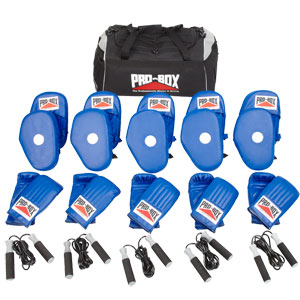 Pro Box Club Training Pack