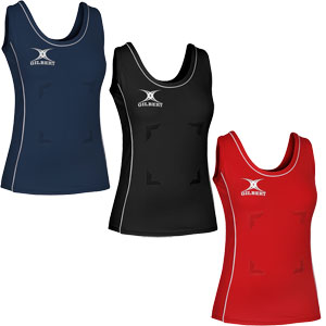 Gilbert Elite Netball Tank Top