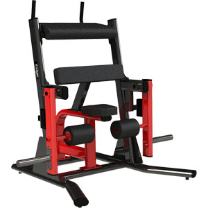 Exigo Plate Loaded ISO Lateral Standing Leg Curl