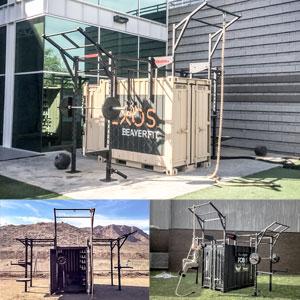 BeaverFit Forward Operating Base Locker 5