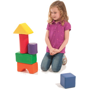 PLAYM8 Zoft Building Blocks Set
