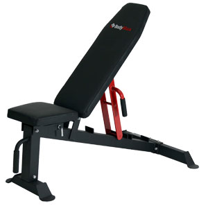 Bodymax Commercial 122 Utility Bench