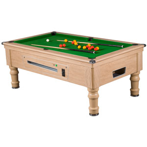 Mightymast 8ft Prince Pool Table
